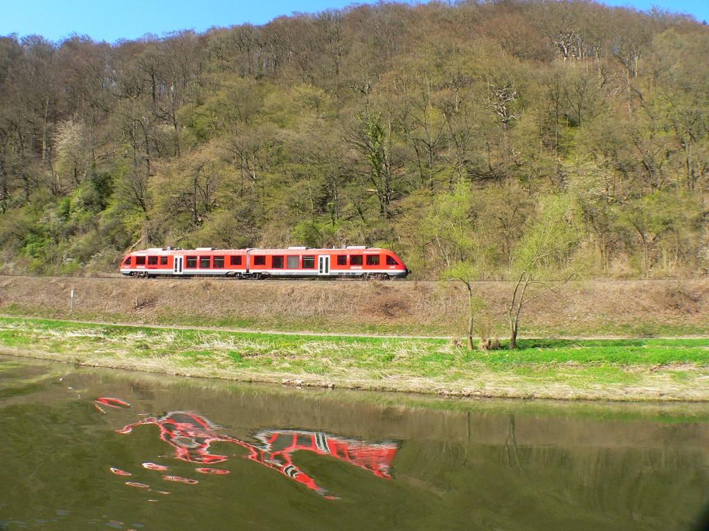 Coradia serie 648 de la DB en la zona de Hannover. Foto: Presse03.
