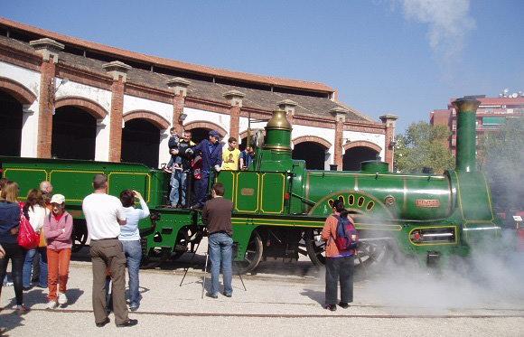 La Mataró encendida en Vilanova. Foto sacada de Verkami.