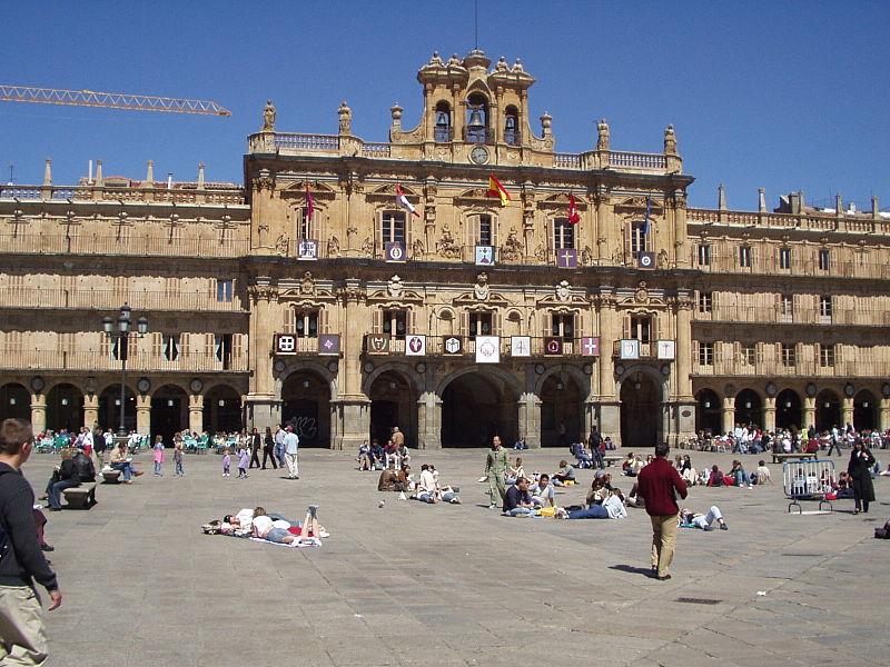 Madrid y Salamanca, conectadas en menos de hora y media con la alta velocidad