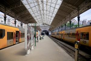 El tren público portugués genera pérdidas
