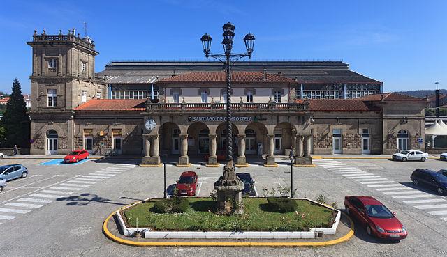 Turismo en tren en Santiago de Compostela