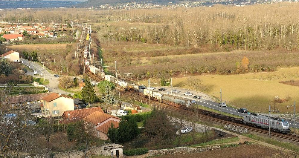 Trenes de 1.500 metros del proyecto Marathon