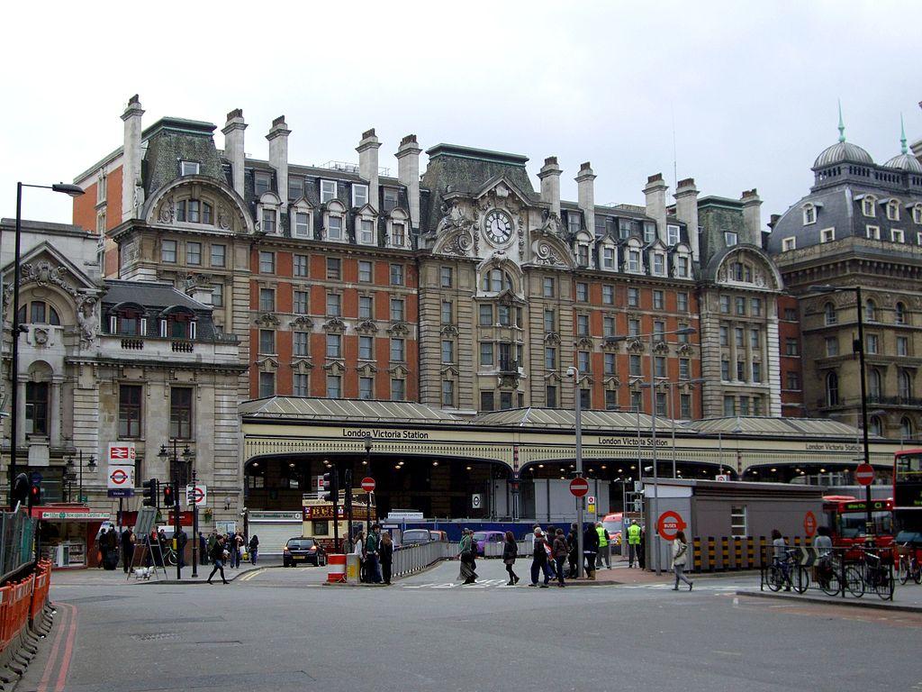 EL proyecto Crossrail 2 de Londres.