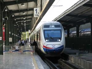 CAF y Talgo esaán presentes en Eurasia Rail 2014
