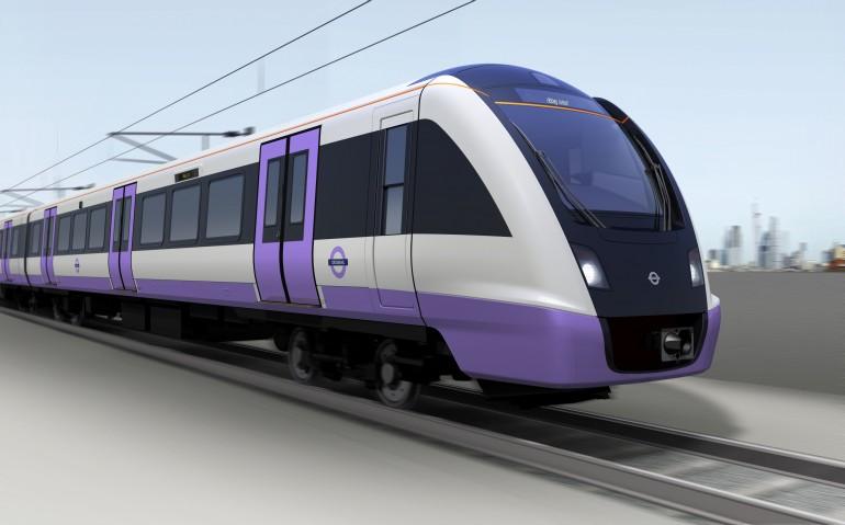 La china MTR operara la franquicia del CrossRail londinense