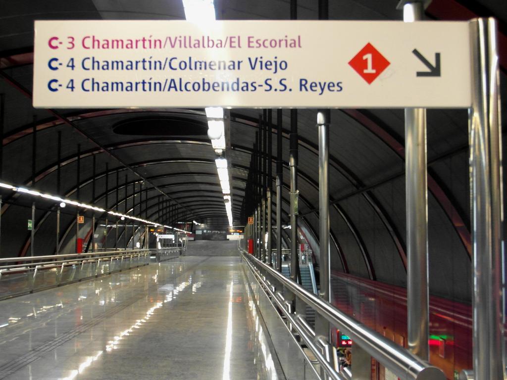 Cercanías Madrid afectada por obras del Túnel de Sol