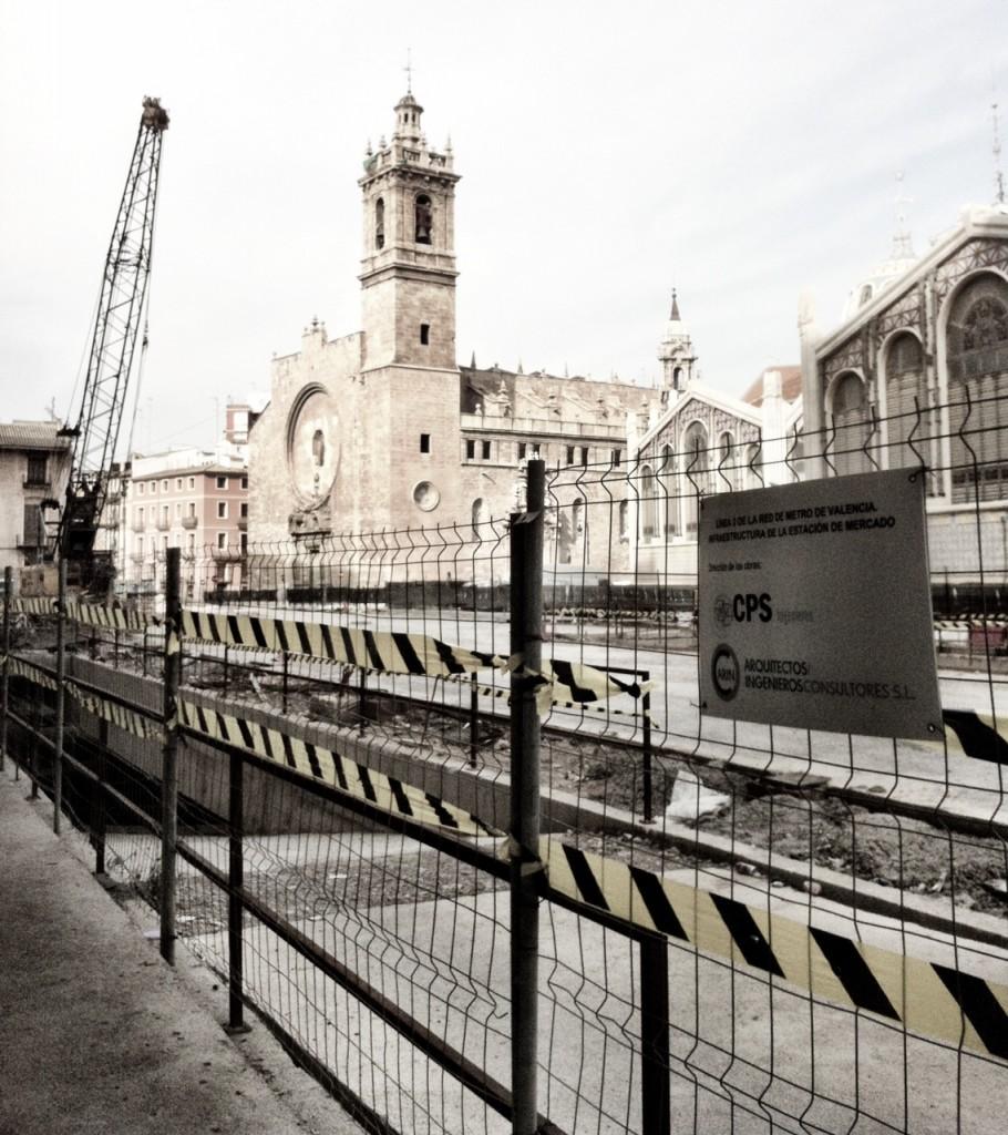 La ampliación de la línea 5 de Metro de Valencia llega a Ribarroja 4 años después de lo prometido