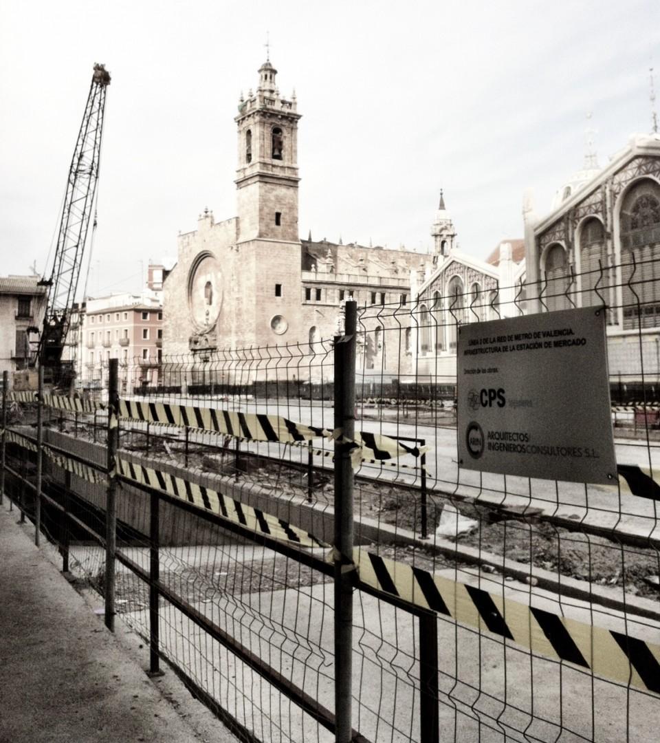 La ampliación de la línea 5 de Metro de Valencia llega 4 años después