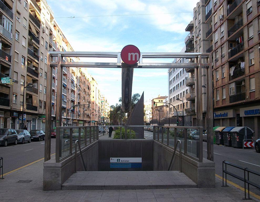 Metro de Valencia permitirá el pago con móvil.