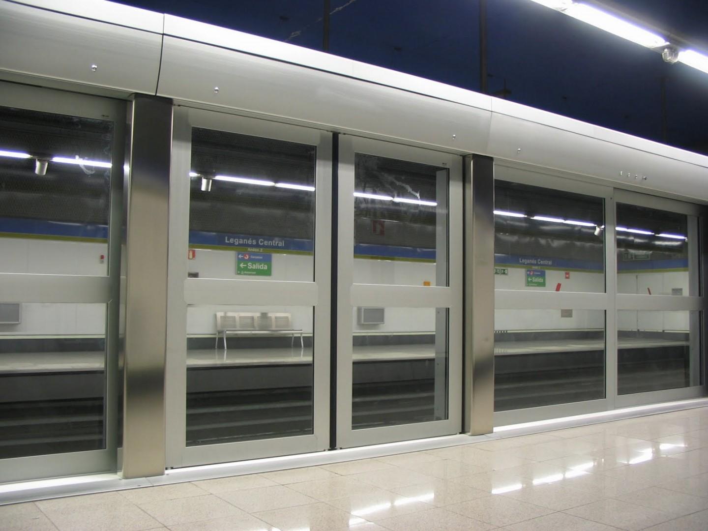 Metro de Madrid pospone el proyecto de las mamparas
