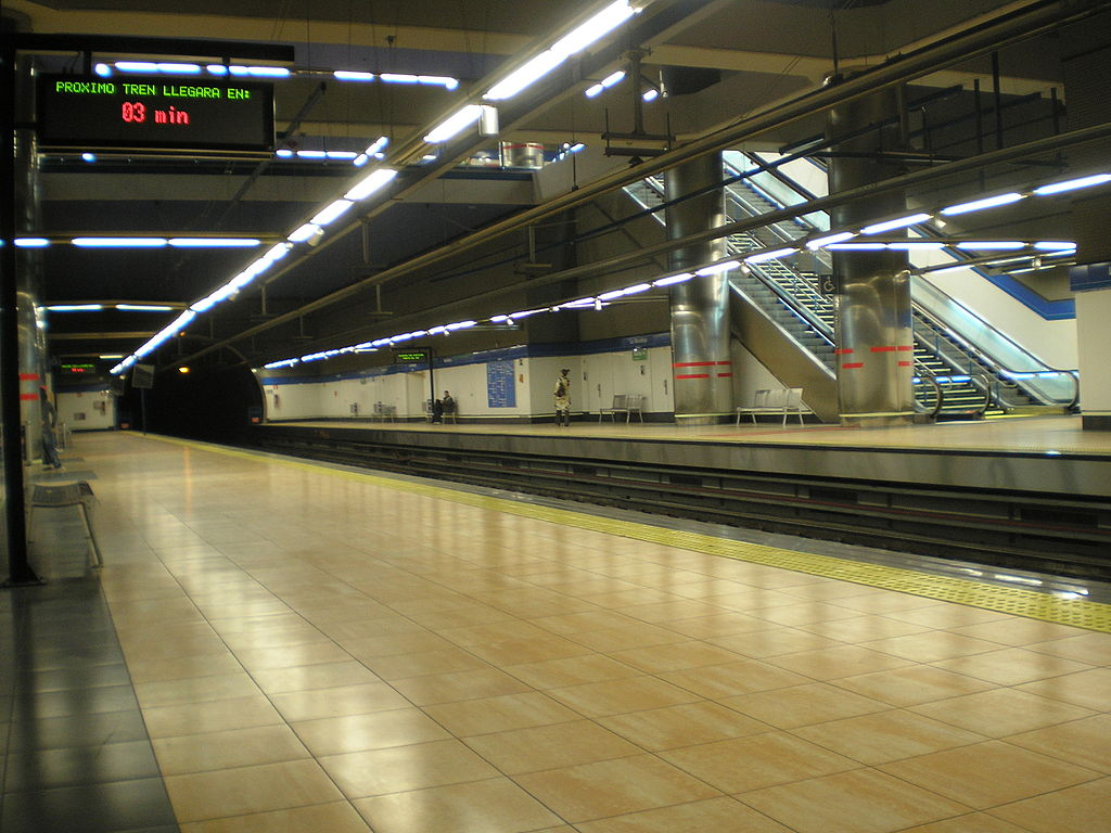 Operación Túnel del Matro de Madrid