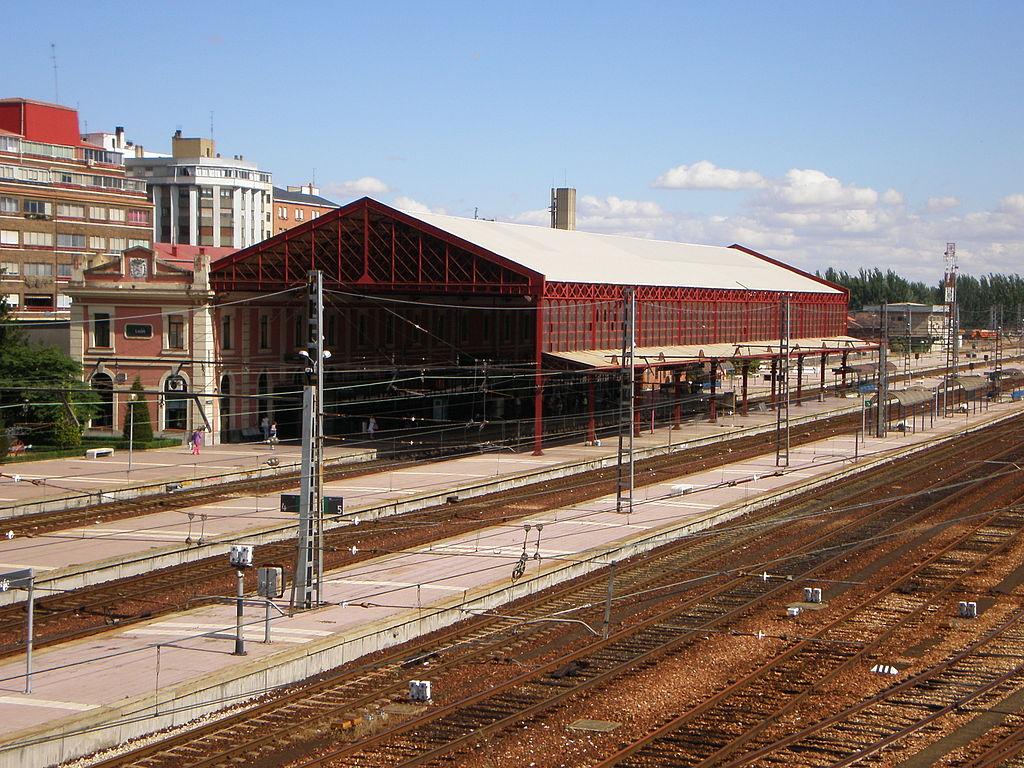 La no tan nueva Estación de León