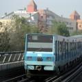Alstom España con el Metro de Santiago