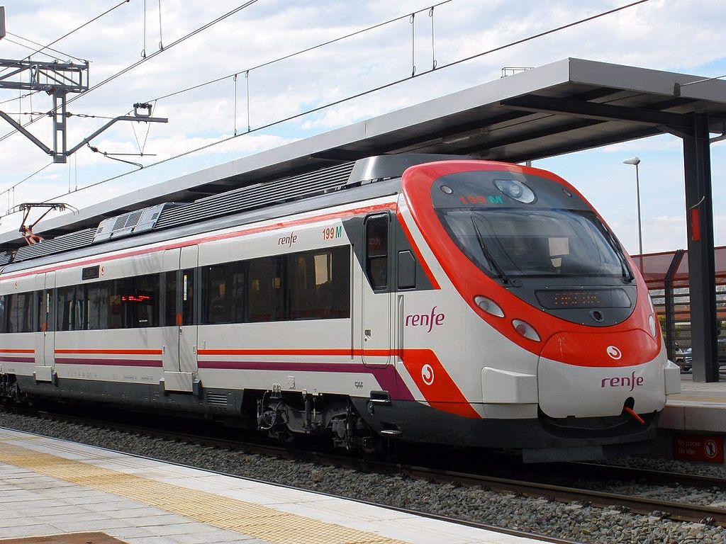 Nueva estación de Cercanías en Torrejón de Ardoz