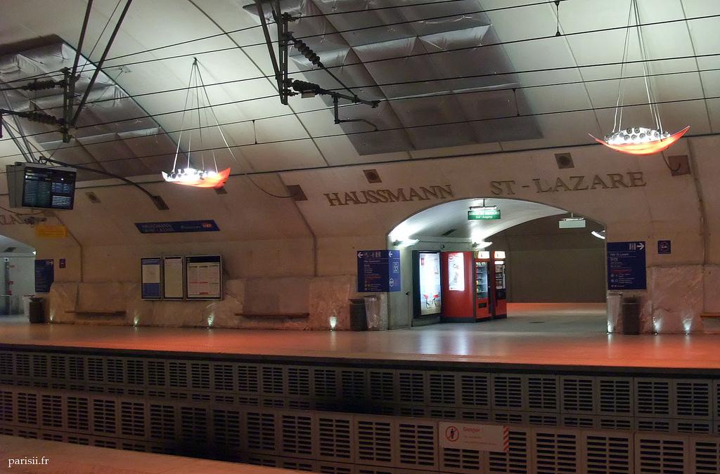 Ampliación de la línea E del RER de París