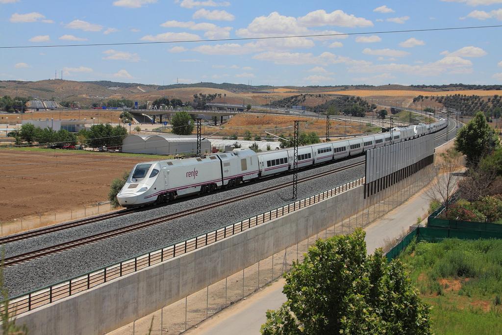 Renfe desactivó el ERTMS del Alvia de Santiago