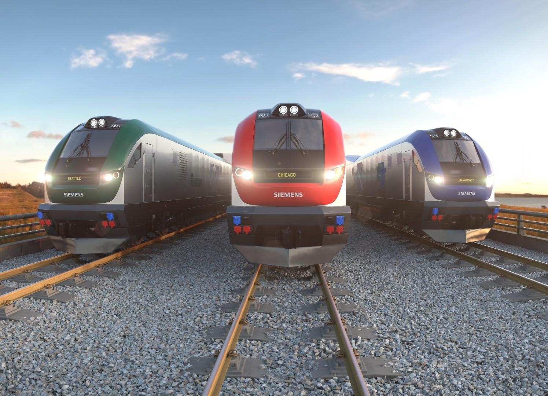 Proyecto de Siemens en Estados Unidos.