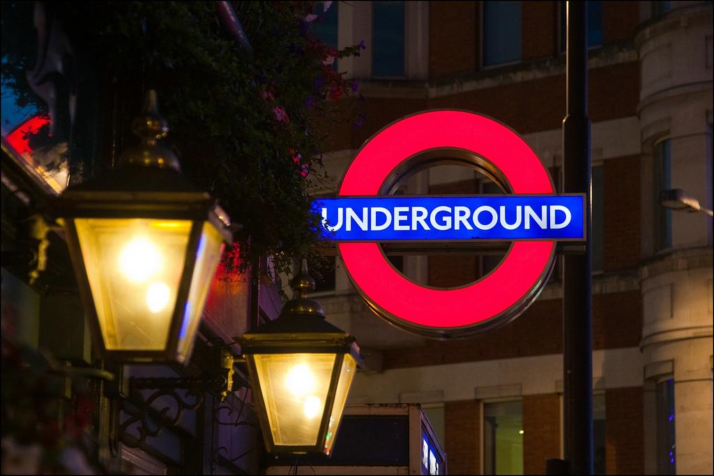 Inversión millonaria Metro de Londres
