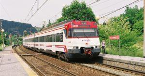 La huelga de maquinistas de Renfe afectará a todos los trenes de la operadora. Foto: JP Vergez-Larrouy.