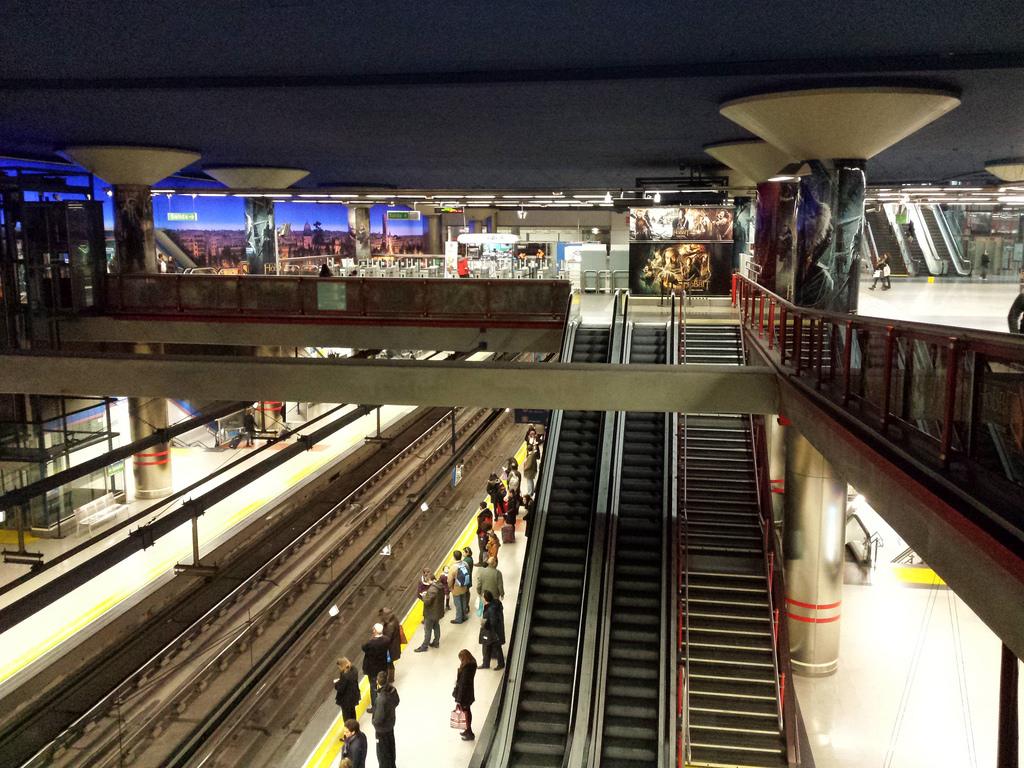 WiFi Metro de Madrid