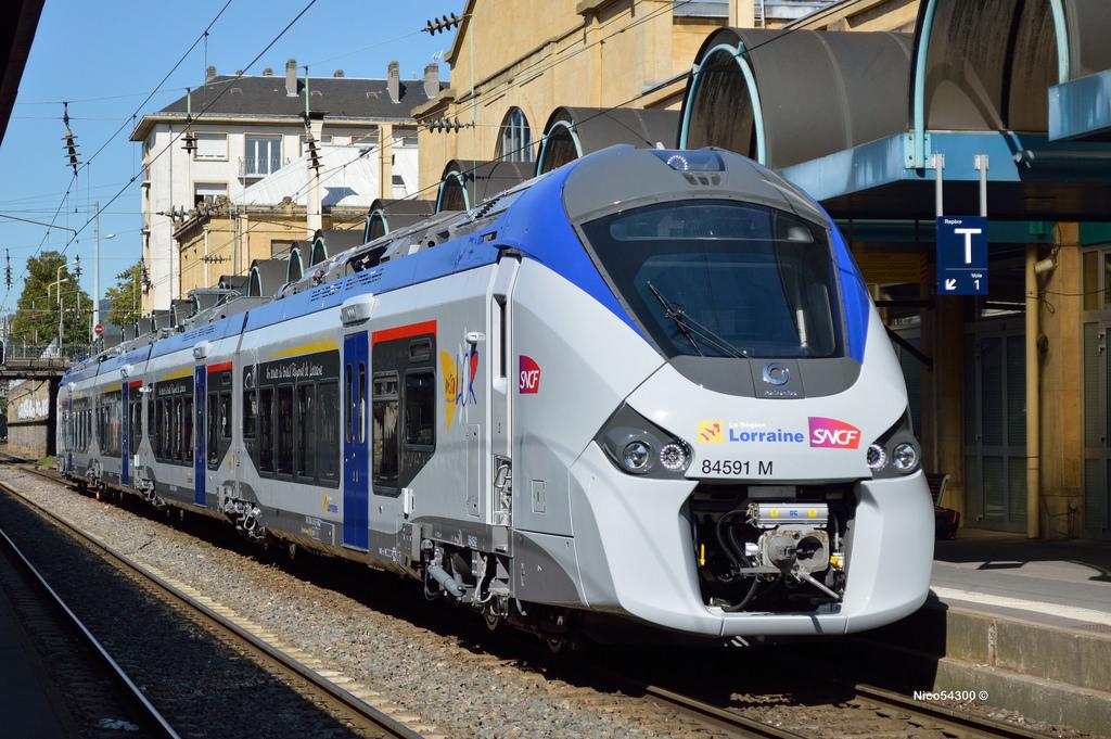 SNCF trenes anchos
