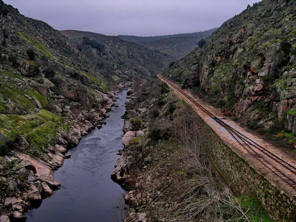 Comboio do Tua Florência