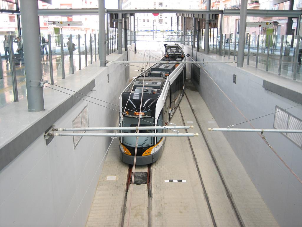 Tranvía de Valencia