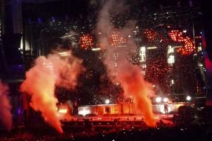 CP presenta su RockCard para disfrutar del Rock in Rio