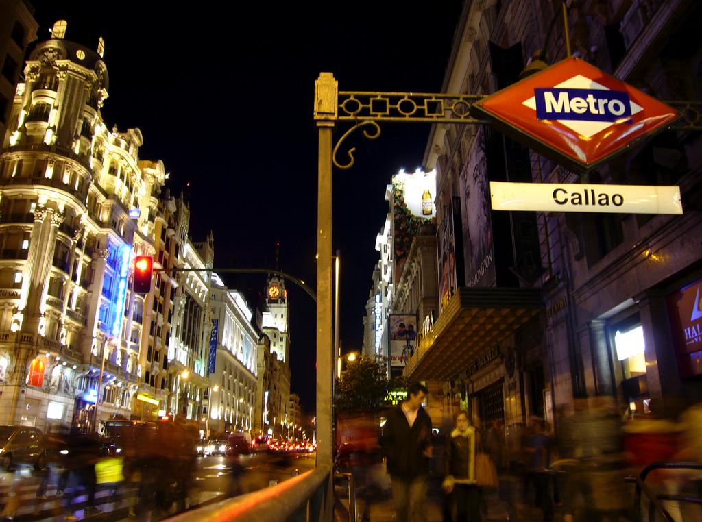 Con el aprovechamiento de sus zonas comunes, Metro de Madrid vería aumentados sus ingresos.