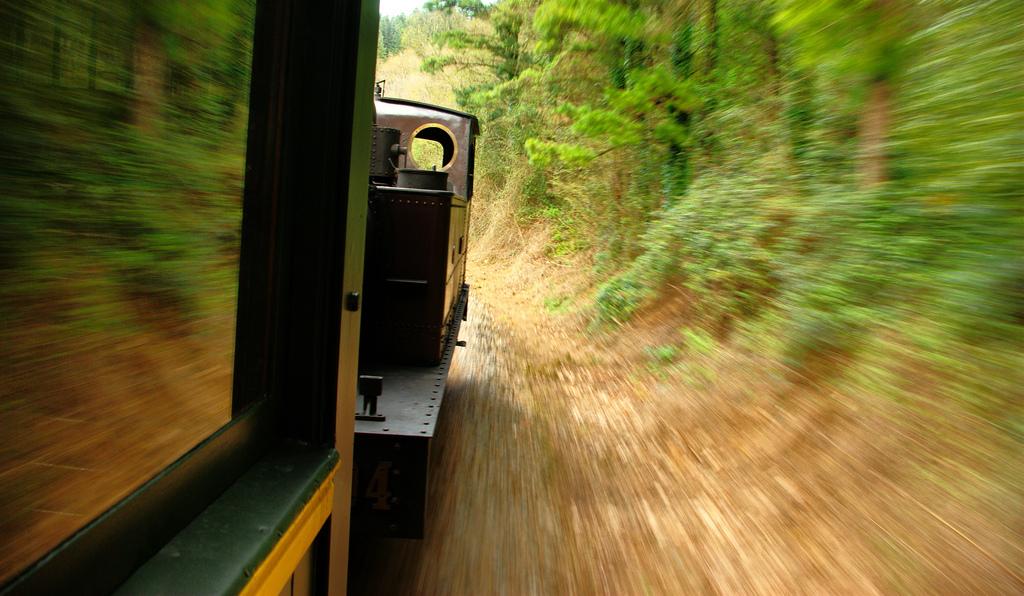 Gran oferta de trenes históricos del Museo Vasco del Ferrocarril este verano.