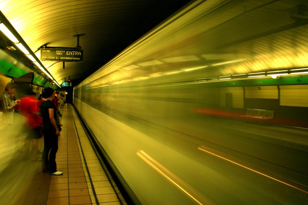 El Prat tendrá por fin conexión por metro con el resto de la ciudad.