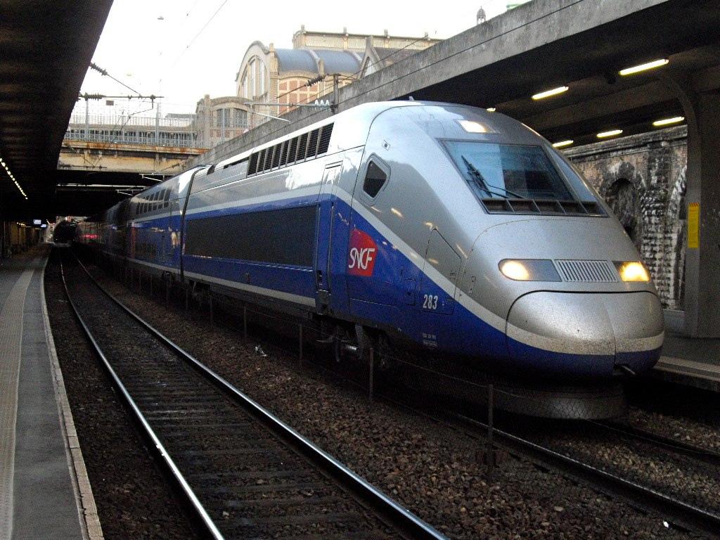 Los TGV-D, de dos plantas, son una de las grandes bazas de SNCF.