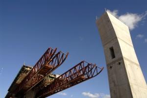 Para la línea ferroviaria México D.F.-Toluca, OHL tendrá que construir un viaducto de 32 km.