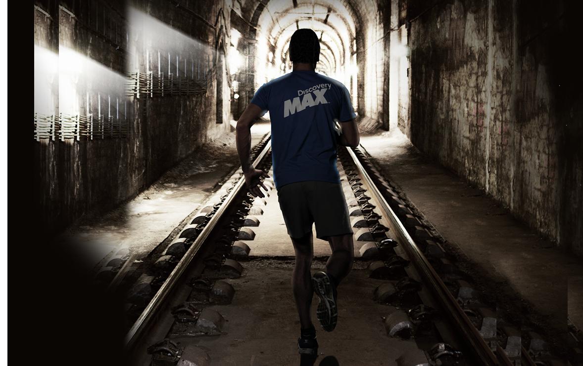 Carrera subterránea Metro de Barcelona