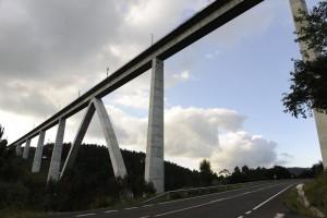 Los tramos de LAV a Extremadura adjudicados incluyen la construcción de varios viaductos.