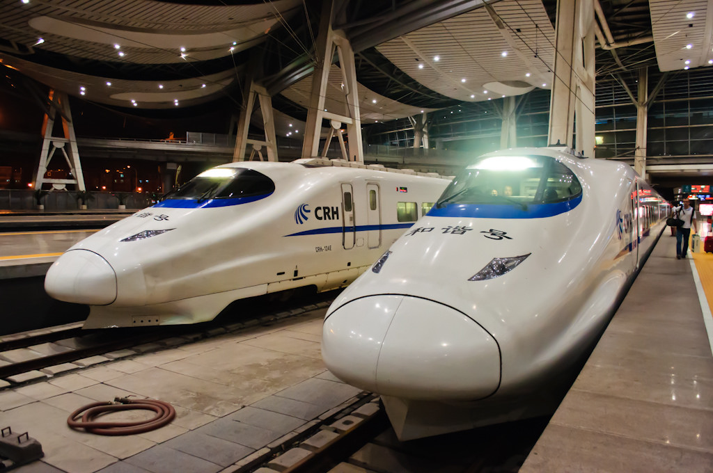 CNR y CSR, con posición dominante en China, buscan una unión que les haga fuertes en el mercado internacional.
