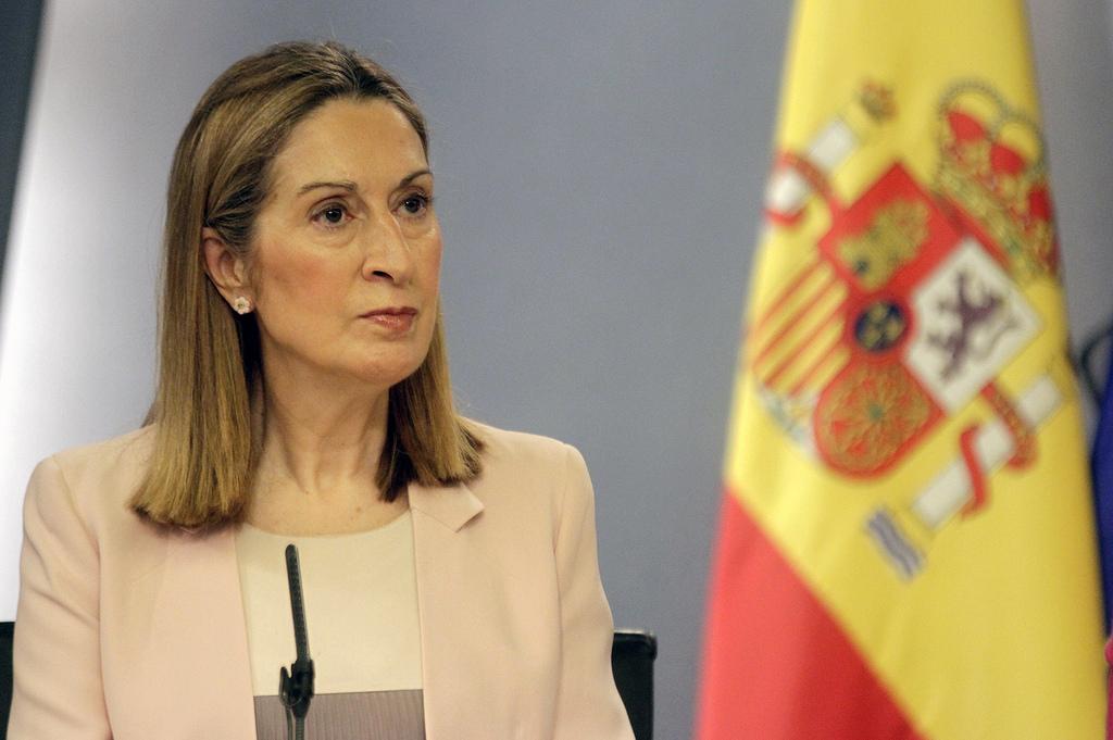 Ana Pastor aprovechó el anuncio del proyecto de orden ministerial para desvelar algunas condiciones de la futura liberalización del transporte de viajeros por ferrocarril.