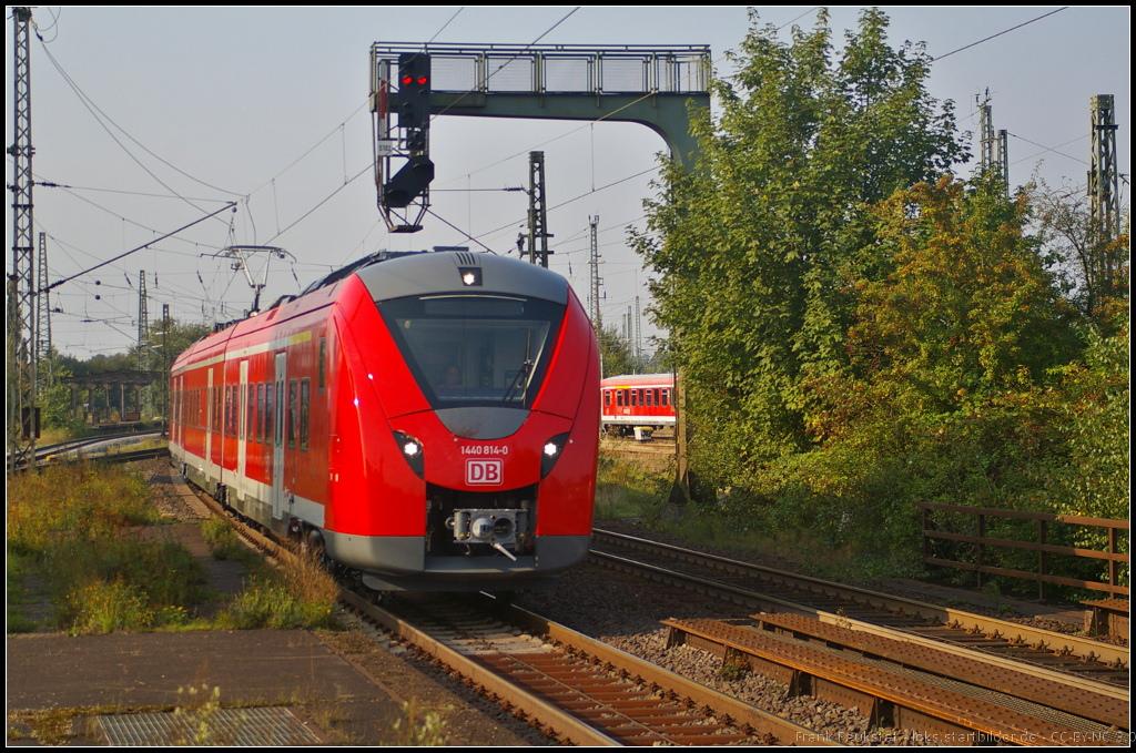 Los nuevos prototipos de Alstom estarán basados en los actuales Coradia de DB.