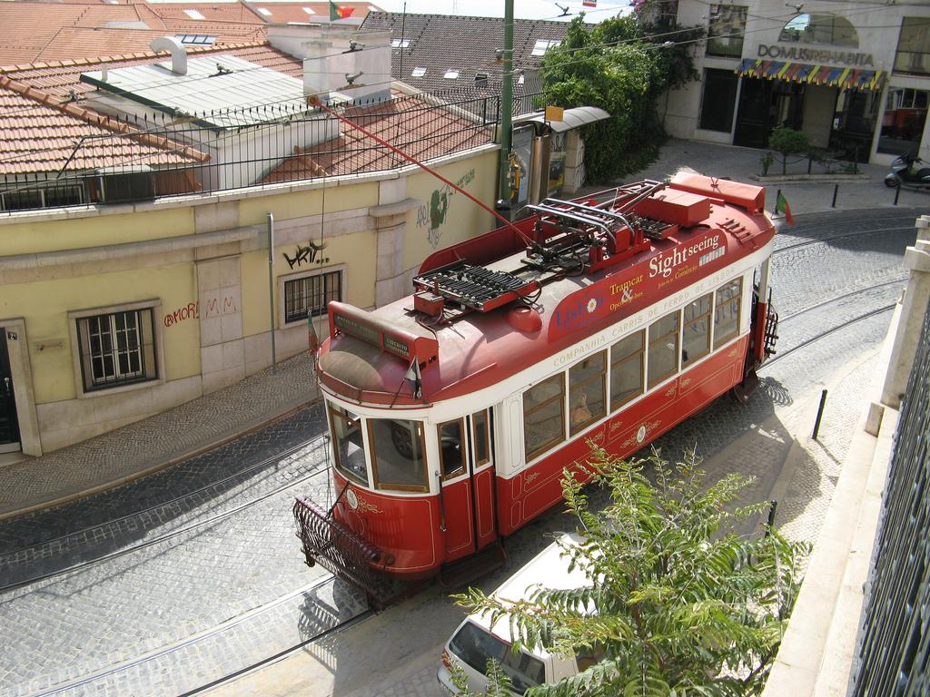El camino de la privatización del transporte portugués