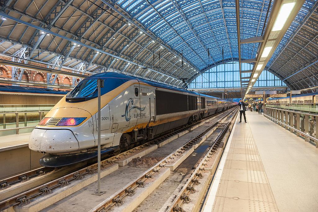 Será en la estación de St Pancrass donde se desvele el nuevo modelo de tren que Eurostar use en sus nuevas rutas.