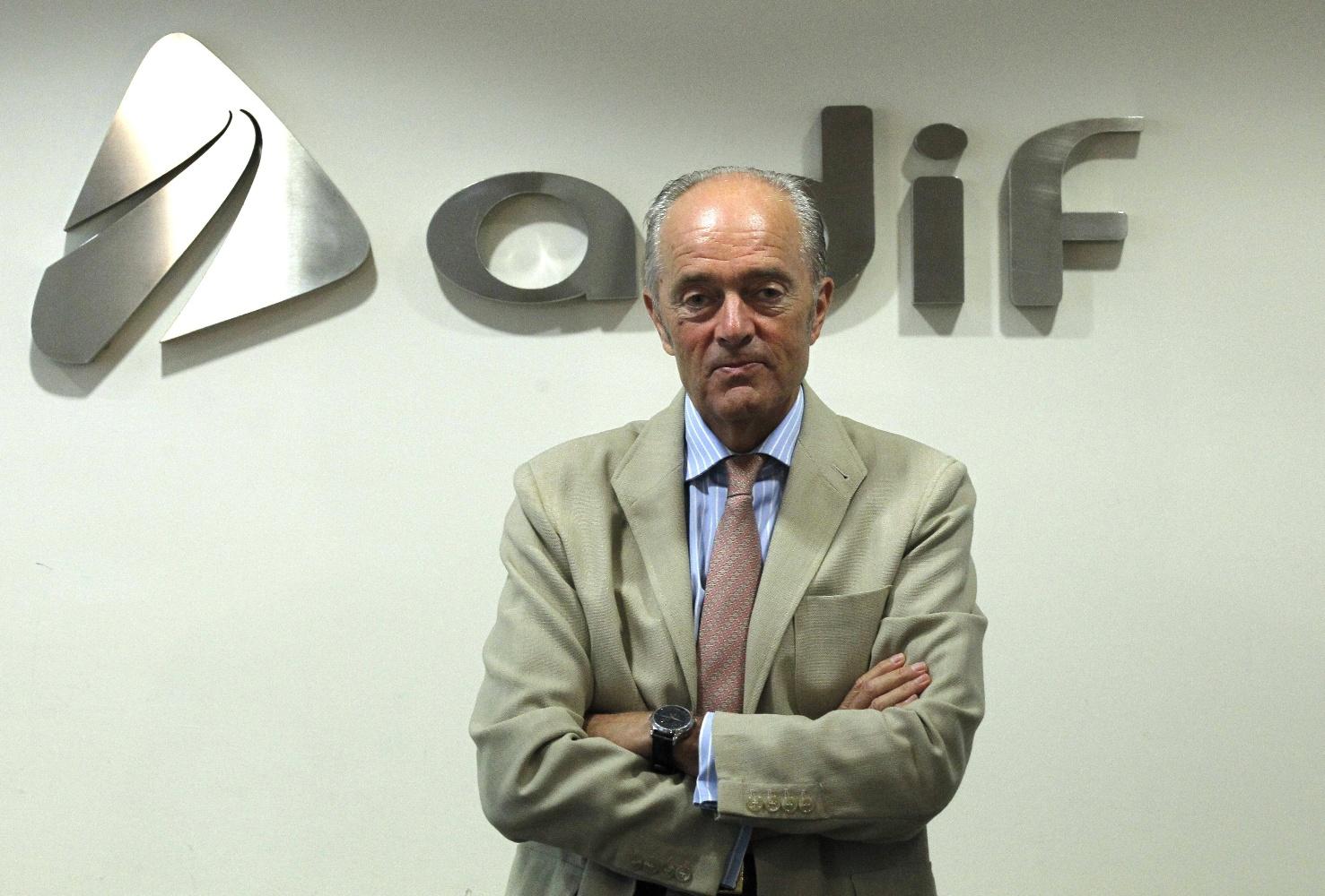 El presidente de Adif ha dado sin tapujos su opinión sobre el actual y futuro sistema ferroviario español.