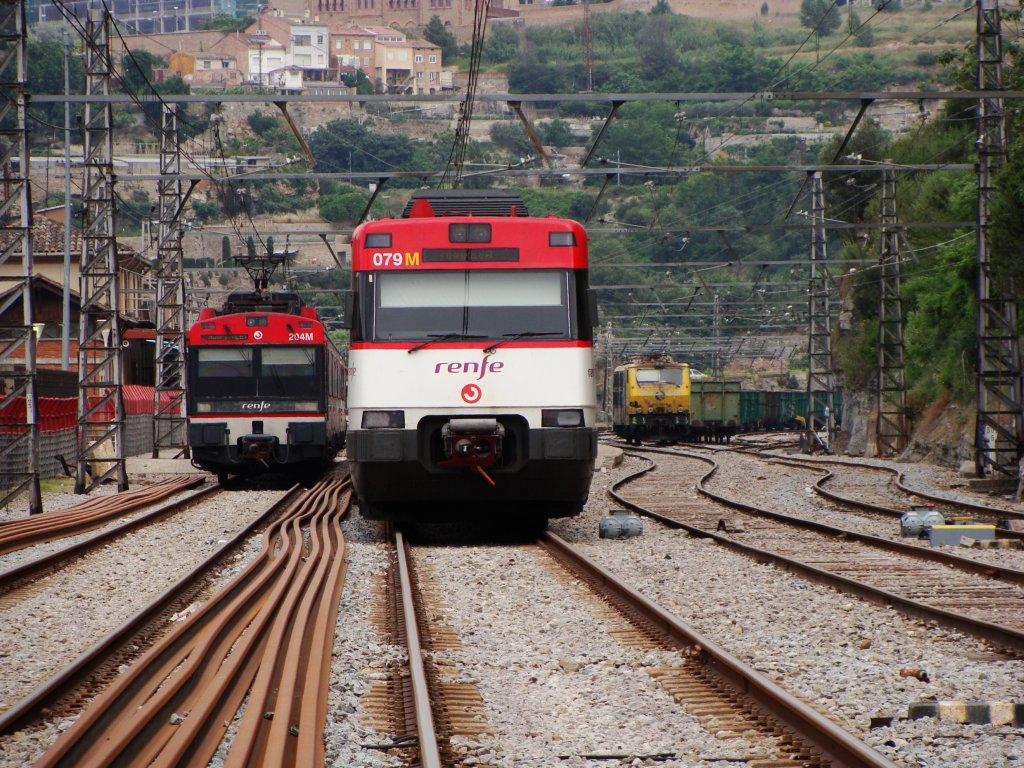El sindicato ferroviario CGT aplaza la huelga prevista en plena operación salida del puente de la Constitución