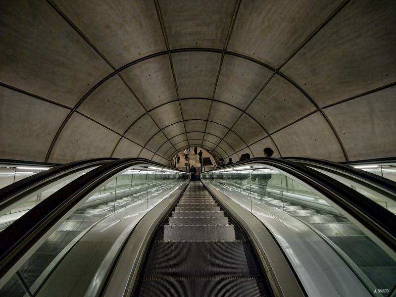 Los presupuestos de Metro de Bilbao para 2015 están marcados por la contención de gastos.