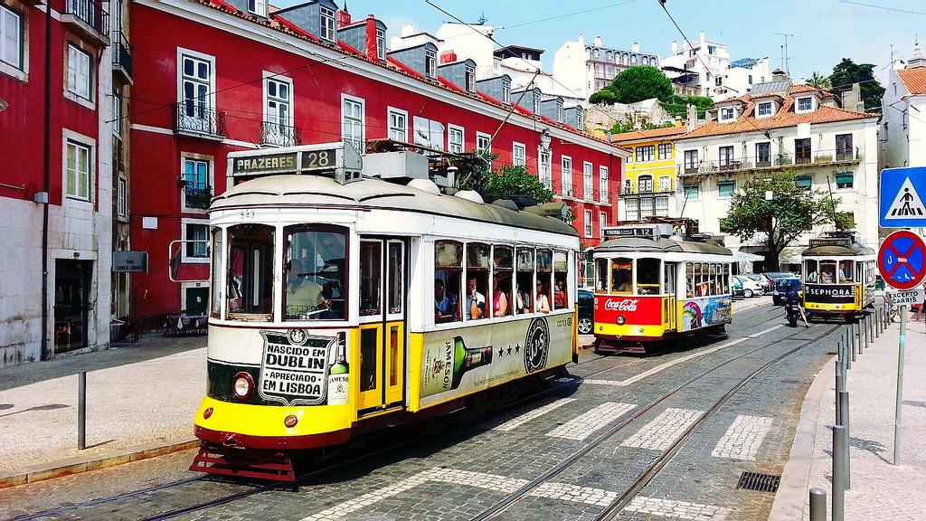 Las multas impuestas por Metro de Lisboa y carris expiran a los 5 años. Foto: Pablo Nieto.
