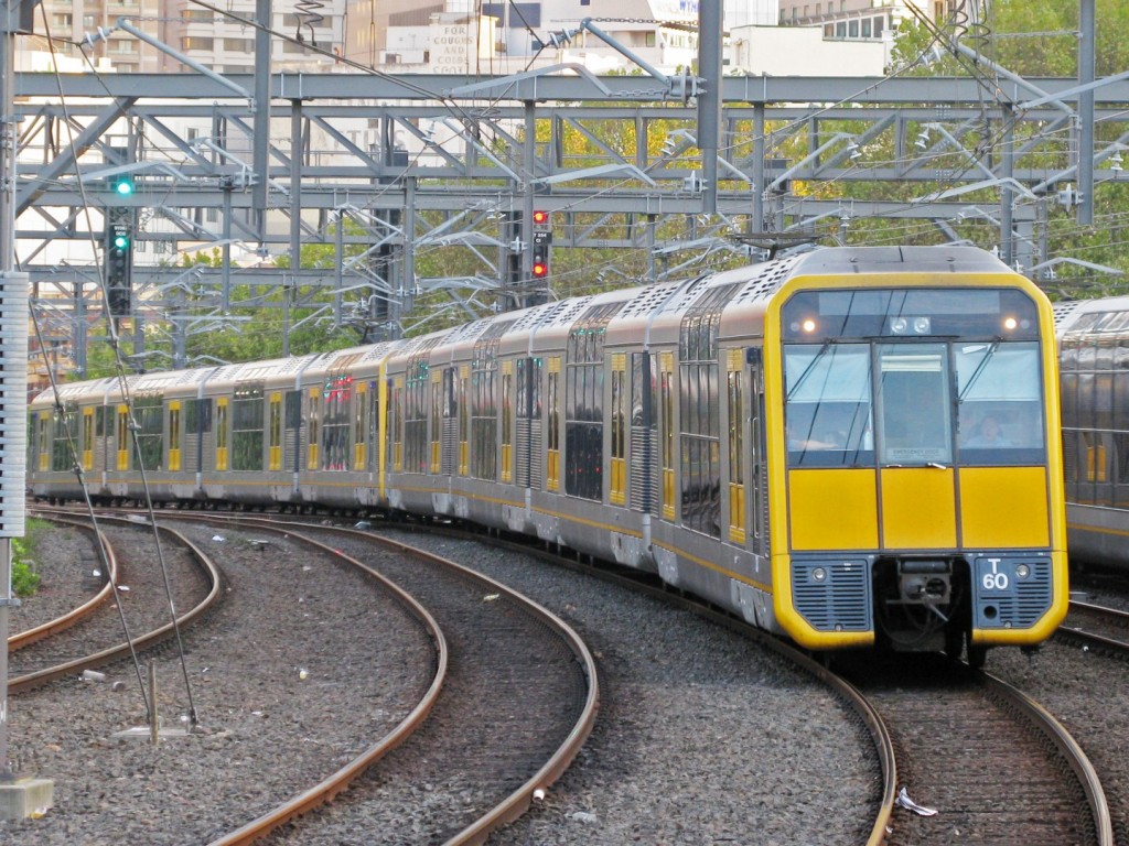 sydney trains - photo #7