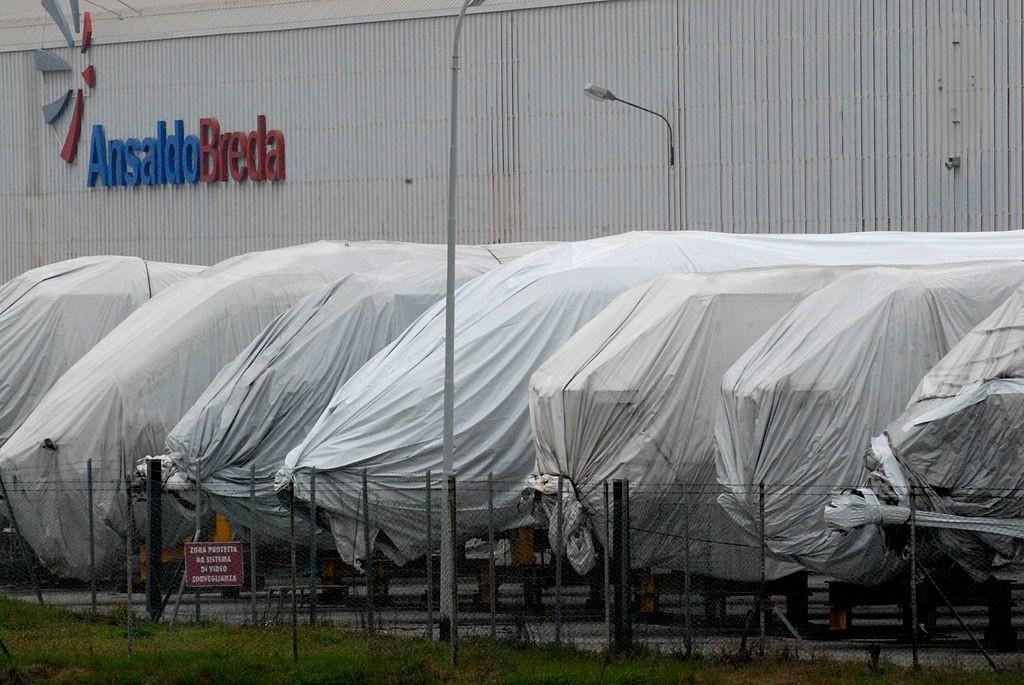 La compra de AnsaldoBreda por parte de Hitachi conllevará importantes cambios para ambas empresas. Foto: JollyRoger.