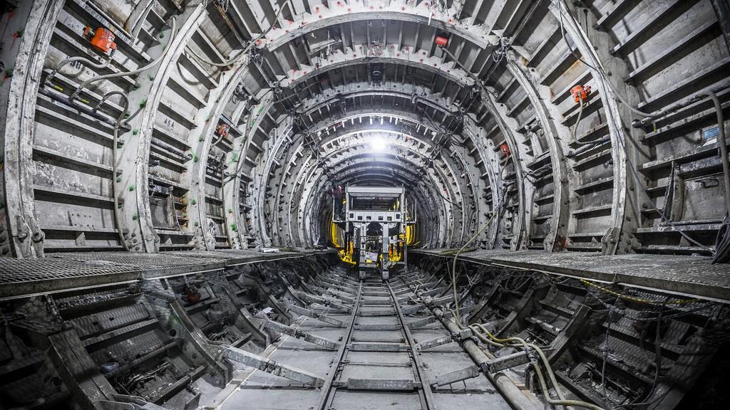ACS, una de las empresas españolas con nuevos proyectos, está realizando obras de este 'East Access' de Nueva York. Foto: Metropolitan Transportation Authority of the State of New York.