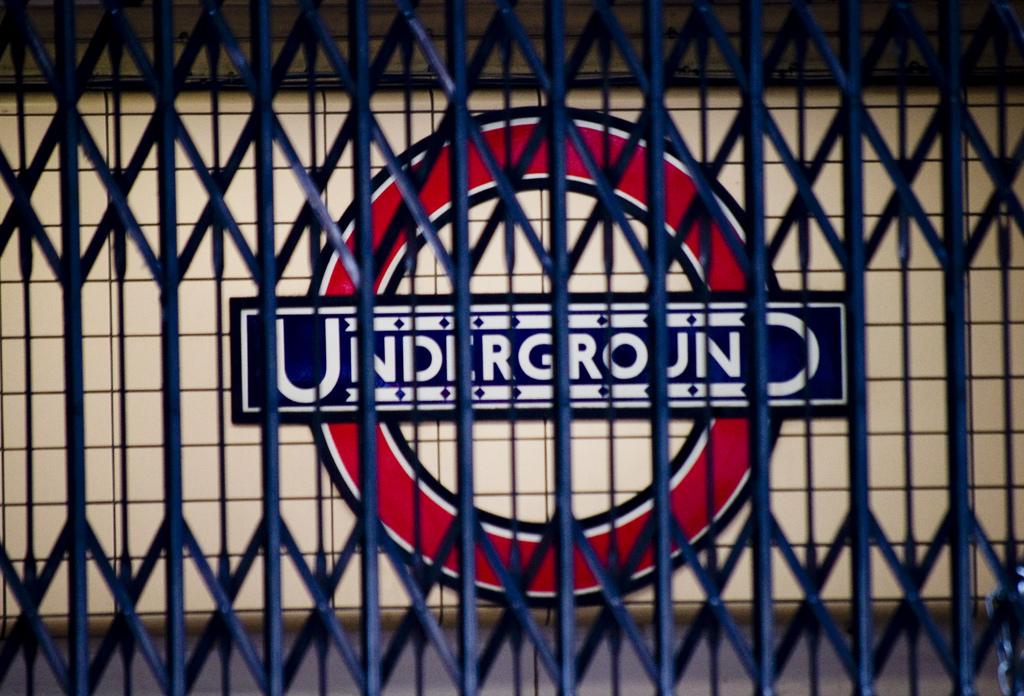 Habrá huelga en el metro de Londres, pero aún no se sabe cuántas o cuándo. Foto: CGP Grey.