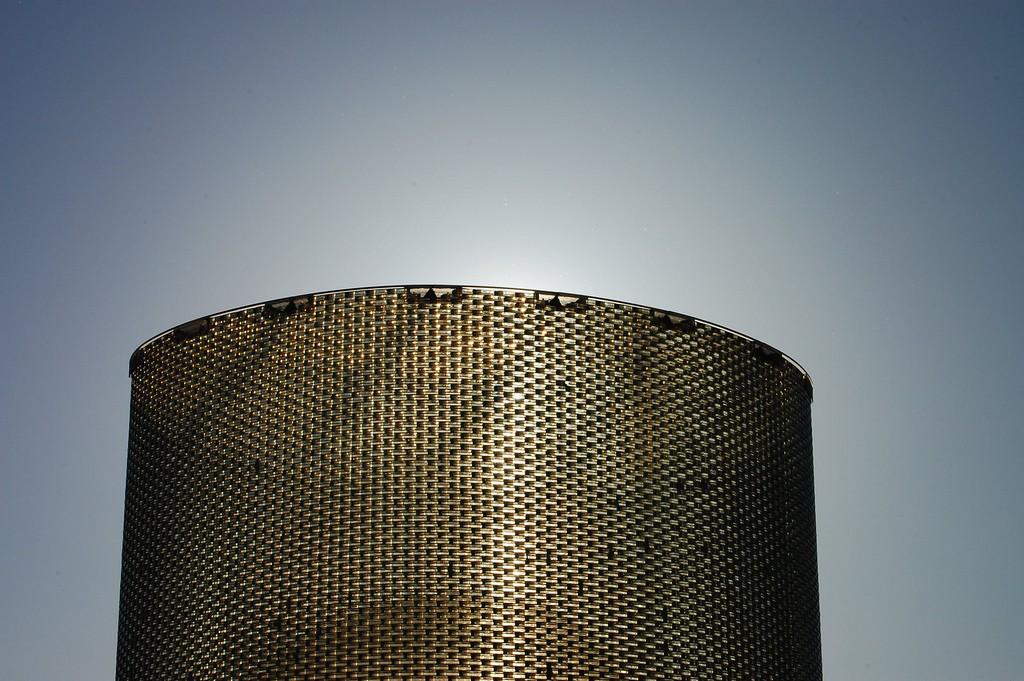 El monumento de Atocha a las víctimas del 11-M es el más conocido. Foto: Carlos Novillo Martín . Rus.