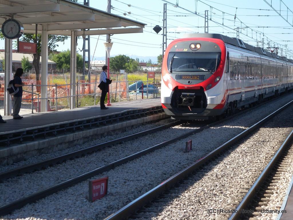 El cambio en la tarificación de los billetes de Cercanías Renfe será uno de los cambios más visibles. Foto: Ricardo Ricote Rodríguez.